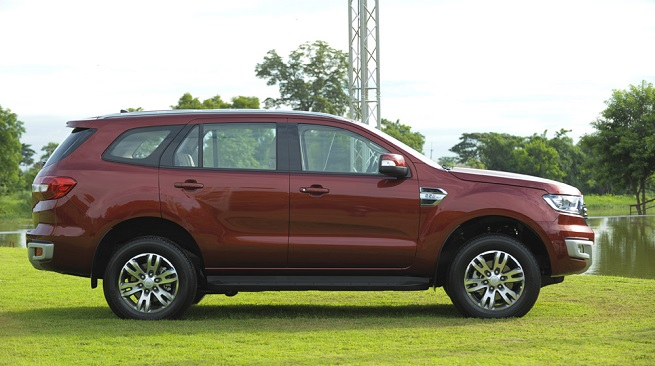 Ford Everest 123