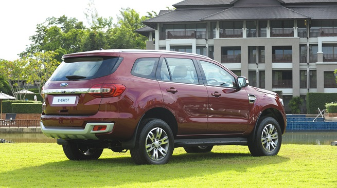 Ford Everest 124
